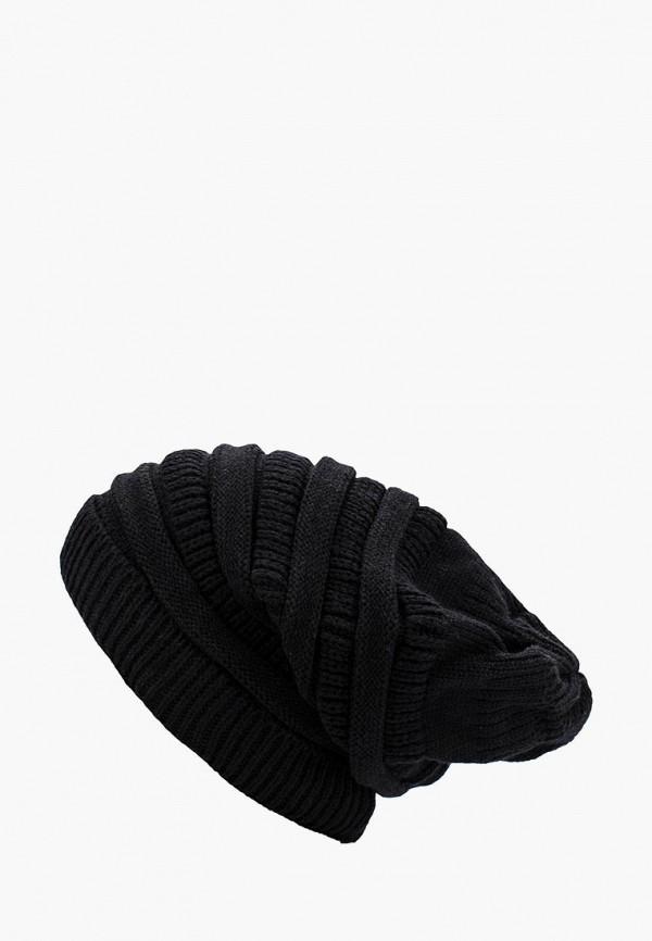 женская шапка carpisa, черная