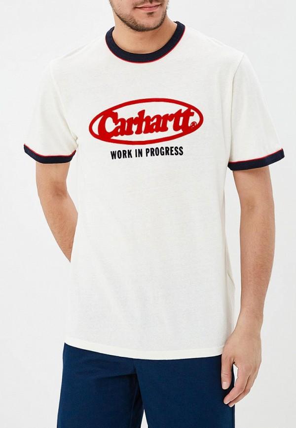 Футболка Carhartt Carhartt CA088EMAAMS5 джинсы carhartt carhartt ca088emcbny3
