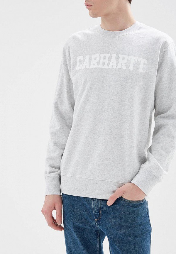 Свитшот Carhartt Carhartt CA088EMAAMT7 джинсы carhartt carhartt ca088emwhw42
