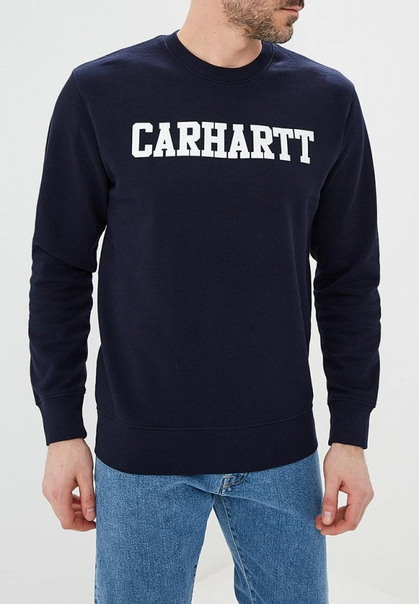 Свитшот Carhartt Carhartt CA088EMAAMT8 carhartt бейсболка carhartt wip black white one size