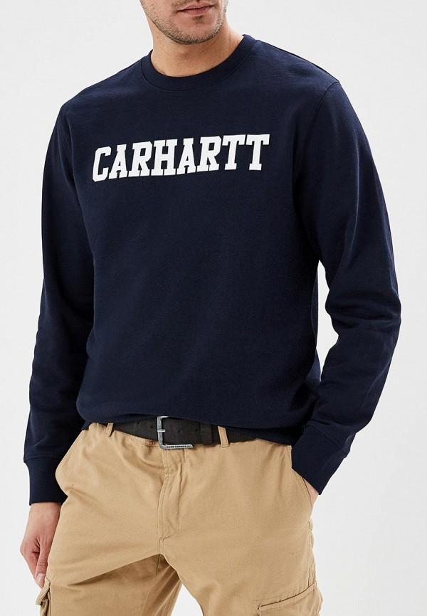 мужской свитшот carhartt, синий