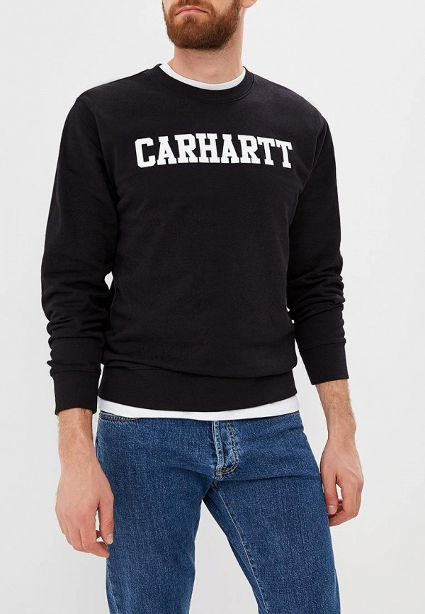 Свитшот Carhartt Carhartt CA088EMCBOB4 carhartt бейсболка carhartt wip black white one size
