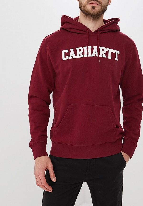 Худи Carhartt Carhartt CA088EMCBOB7 худи print bar skull