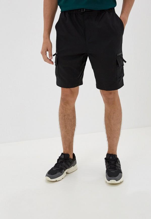 мужские шорты carhartt, черные