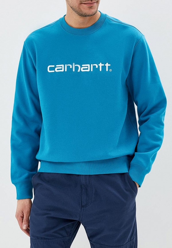 цены на Свитшот Carhartt Carhartt CA088EMDSBK0  в интернет-магазинах