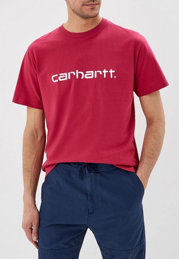 цена Футболка Carhartt Carhartt CA088EMDSBK5 онлайн в 2017 году