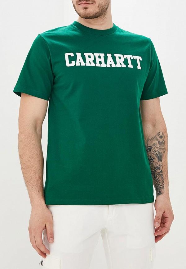 цена Футболка Carhartt Carhartt CA088EMDSBK8 онлайн в 2017 году