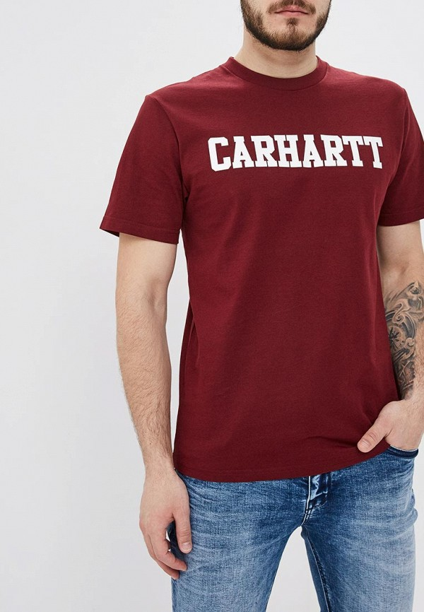 Футболка Carhartt Carhartt CA088EMDSBK9 цена