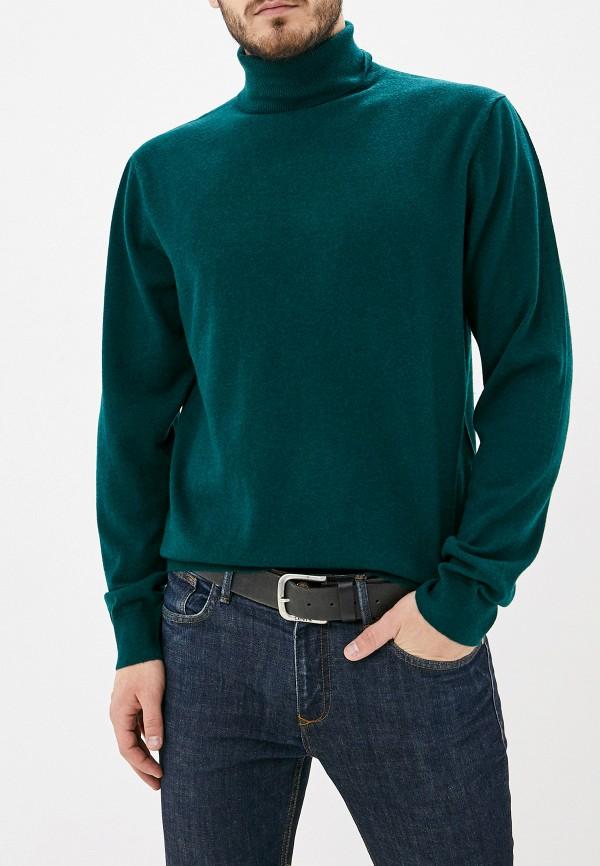мужская водолазка carhartt, зеленая