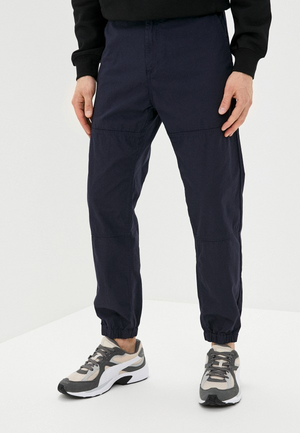 мужские брюки джоггеры carhartt, синие