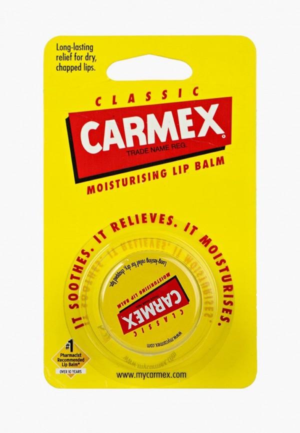 Бальзам для губ Carmex Carmex CA091LWPGG41 бальзам для губ carmex carmex classic lip balm pot 7 5g