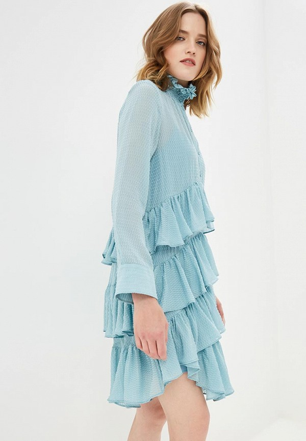 Платье Carven Carven CA095EWCEZM4 цена 2017