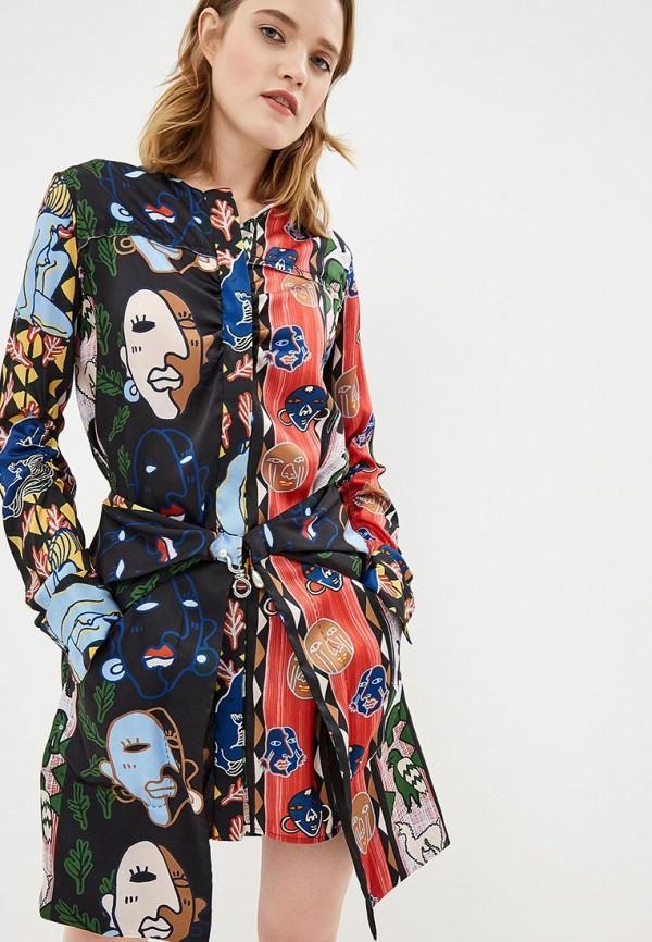 Платье Carven Carven CA095EWCEZM5 цена 2017
