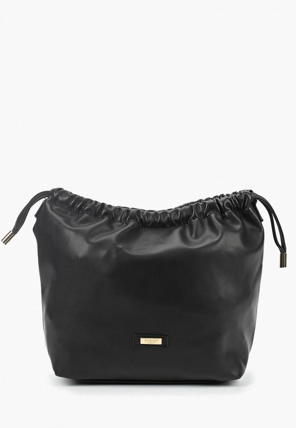 женская сумка camomilla italia, черная