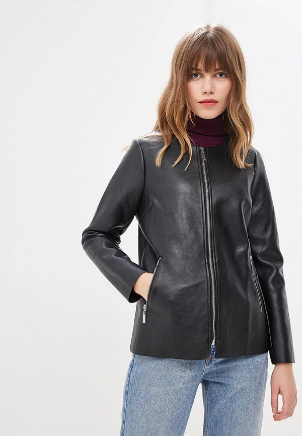 Куртка кожаная Camomilla Italia