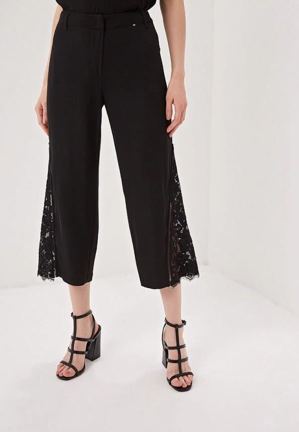 женские брюки camomilla italia, черные