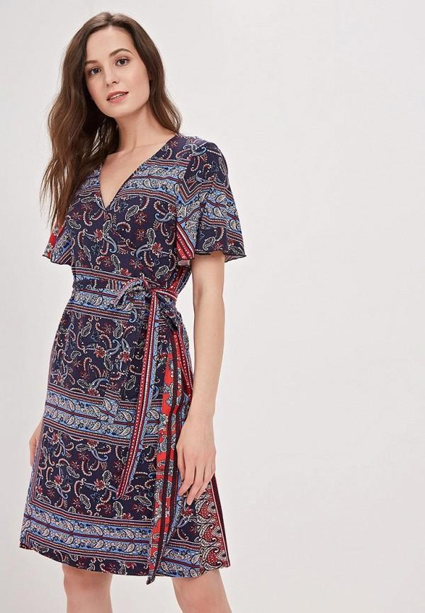 женское платье camomilla italia, синее