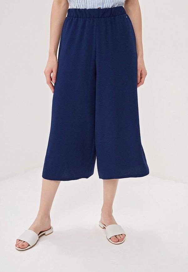 женские повседневные брюки camomilla italia, синие