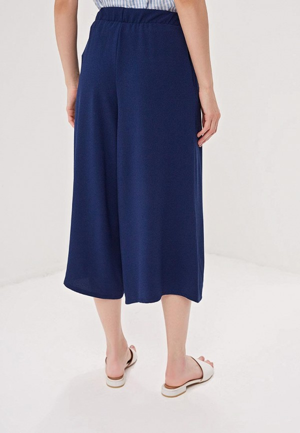 Фото 3 - женские брюки Camomilla Italia синего цвета