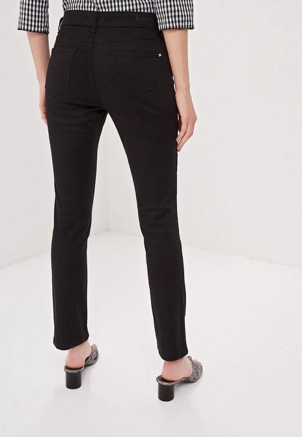 Фото 3 - женские брюки Camomilla Italia черного цвета