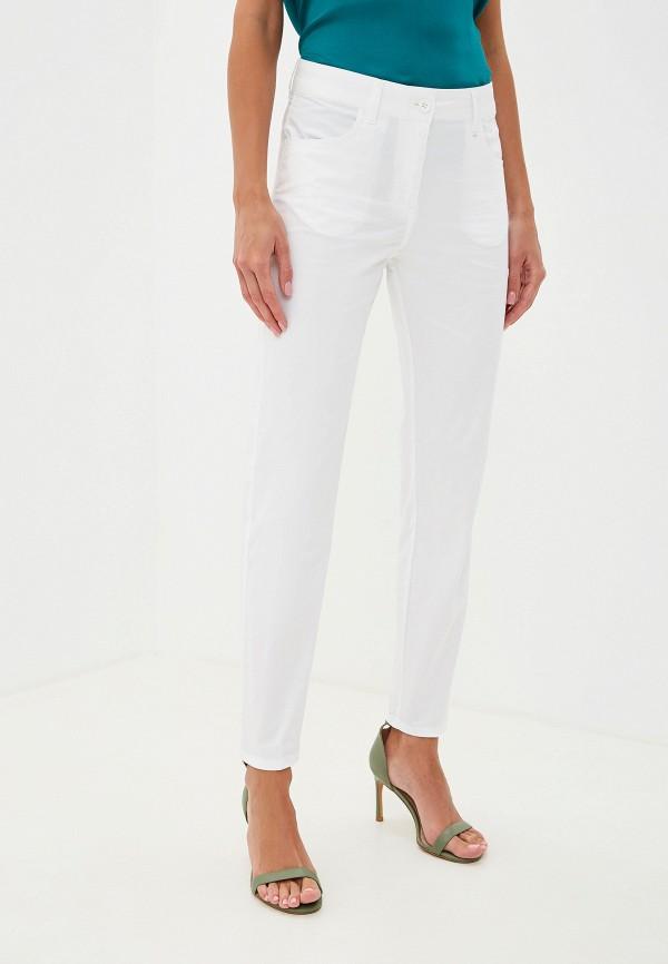 женские повседневные брюки camomilla italia, белые