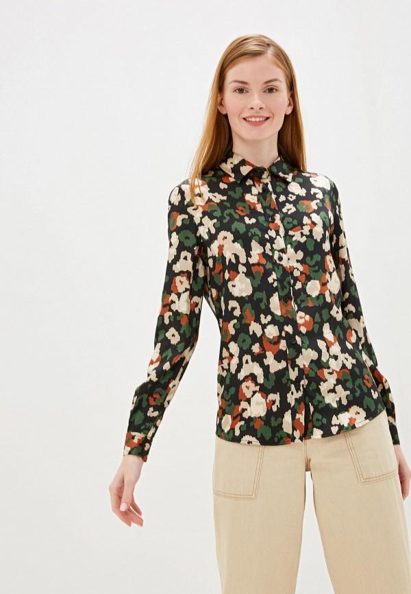 женская блузка camomilla italia, разноцветная