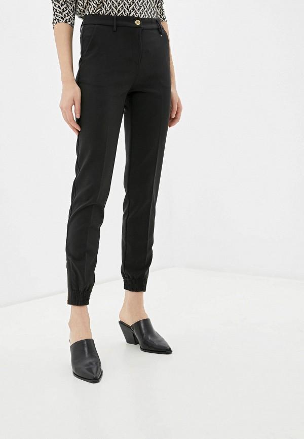 женские повседневные брюки camomilla italia, черные