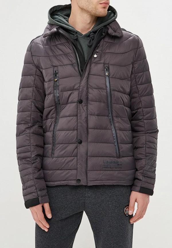 Куртка утепленная Canadian Peak Canadian Peak CA100EMATHR9 пуховик canadian cn gcm01nw bpin