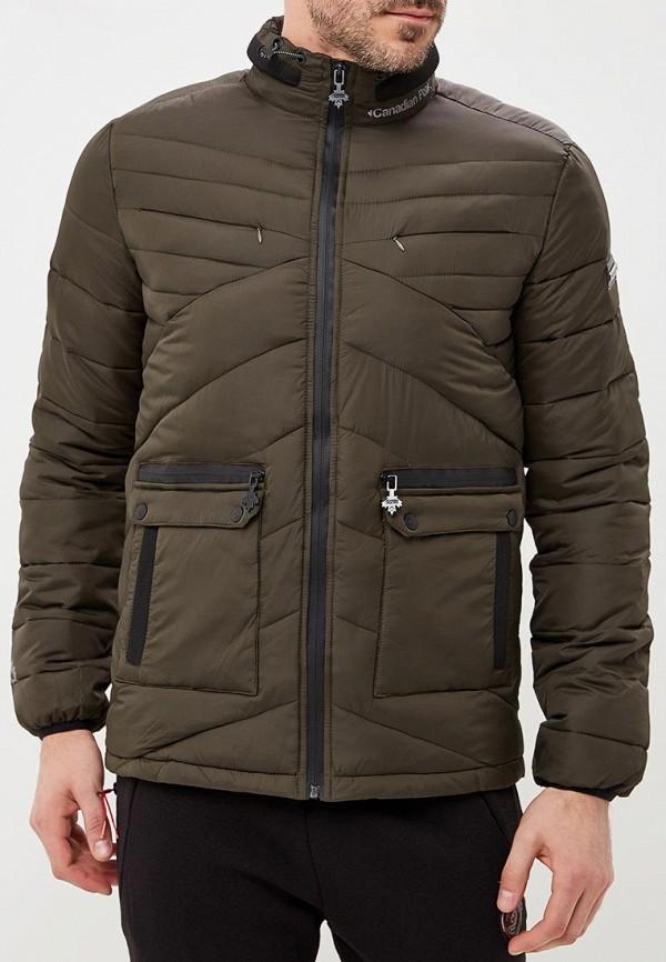Куртка утепленная Canadian Peak Canadian Peak CA100EMATHT2 куртка canadian peak canadian peak ca100emathx2