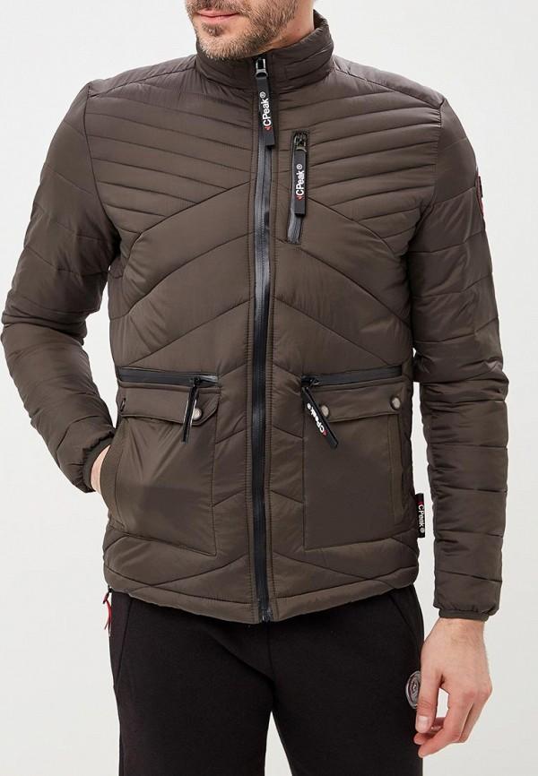 Куртка утепленная Canadian Peak Canadian Peak CA100EMATHT5 куртка canadian peak canadian peak ca100emathx2