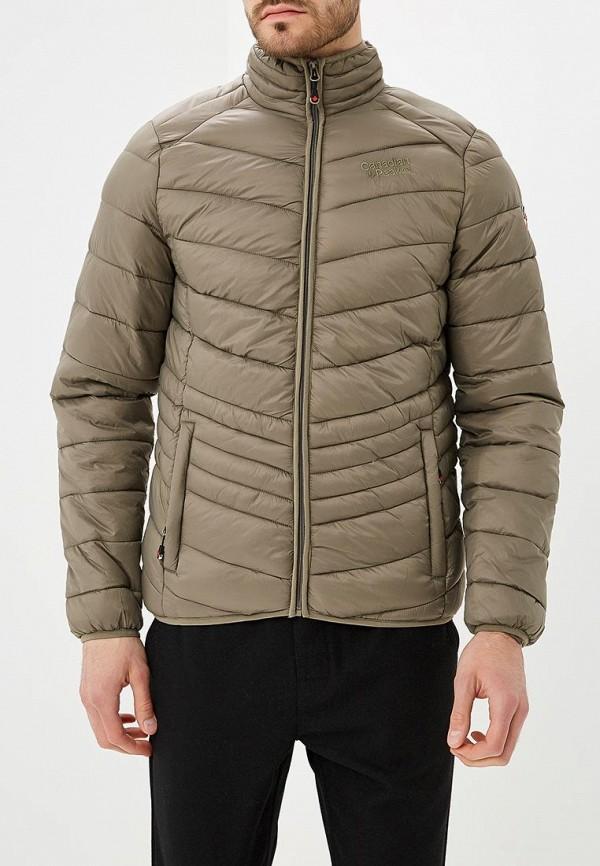 Куртка утепленная Canadian Peak Canadian Peak CA100EMATHU4 куртка canadian peak canadian peak ca100emathx2