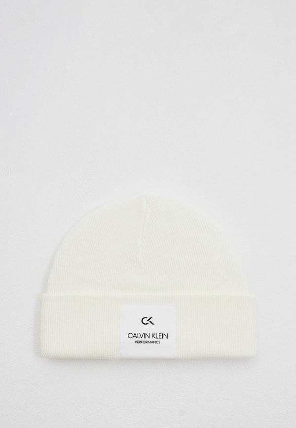 Шапка Calvin Klein Performance Calvin Klein Performance CA102CWGIUG7 полуботинки calvin klein 5242 cambell black 15