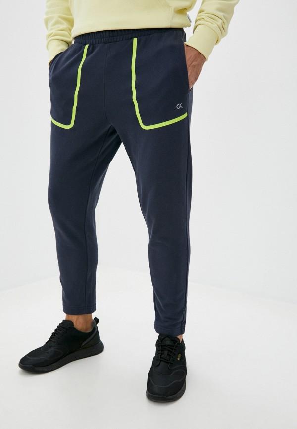 мужские спортивные брюки calvin klein, серые