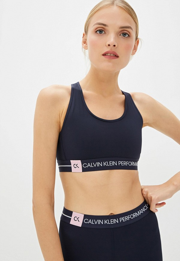 Топ спортивный Calvin Klein Performance Calvin Klein Performance CA102EWGIUQ1 calvin klein performance бермуды