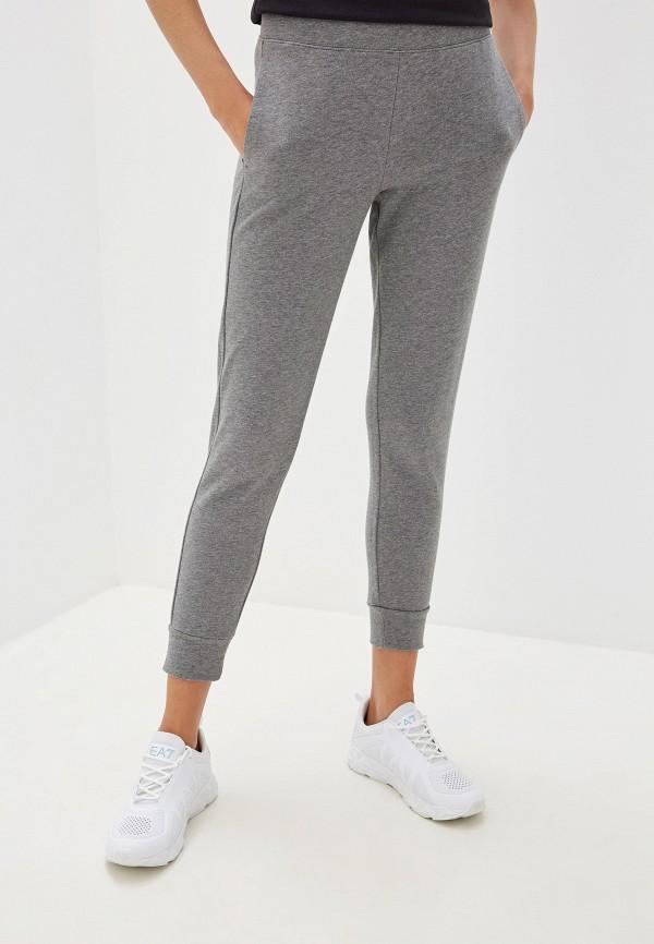 женские спортивные брюки calvin klein performance, серые