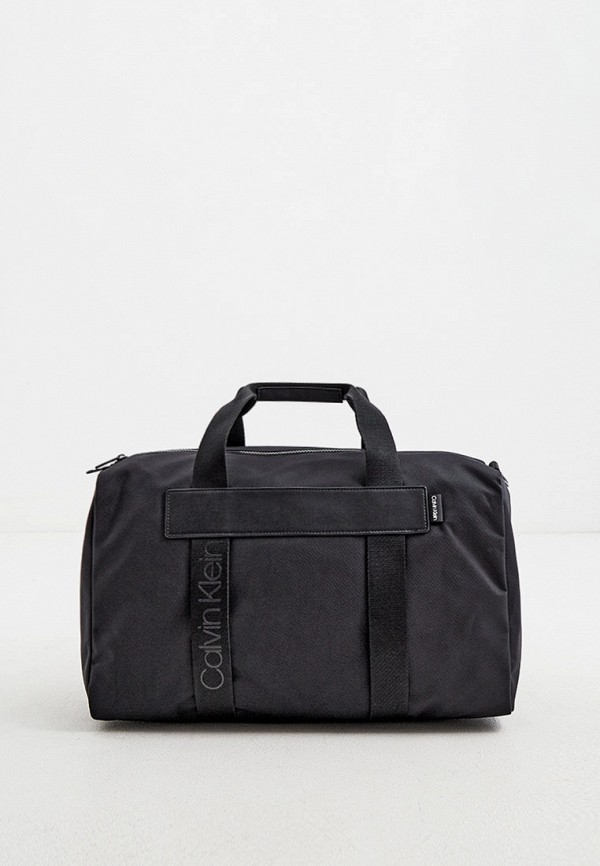 мужская дорожные сумка calvin klein, черная
