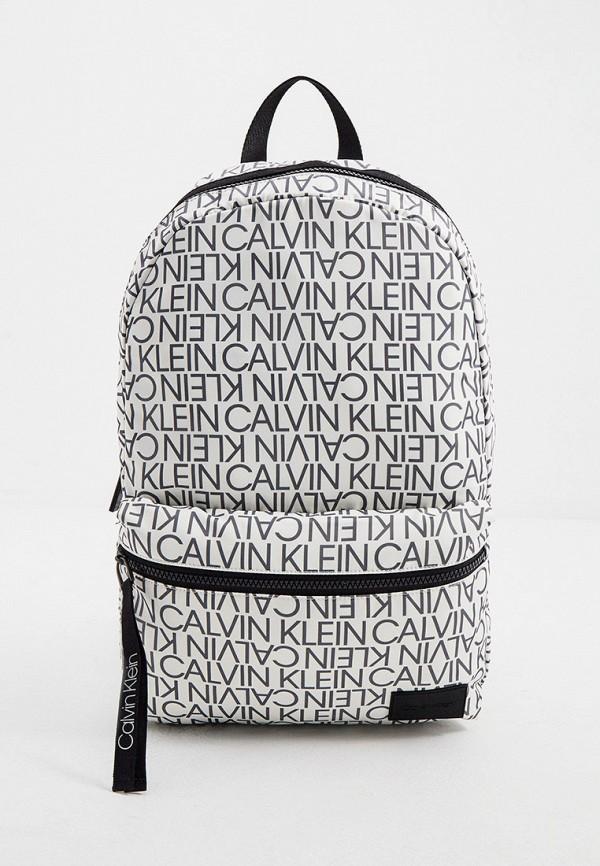 мужской рюкзак calvin klein, белый