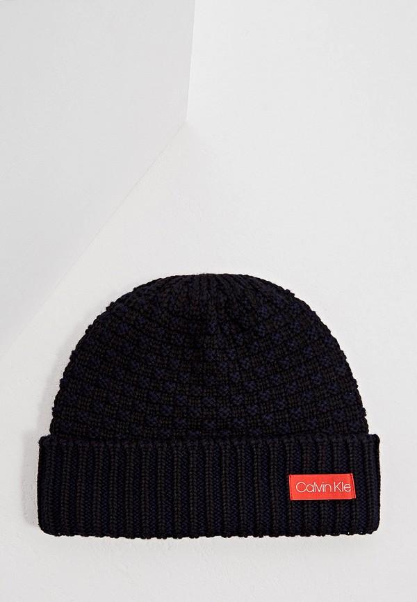 купить Шапка Calvin Klein Calvin Klein CA105CMGMHM2 по цене 4700 рублей