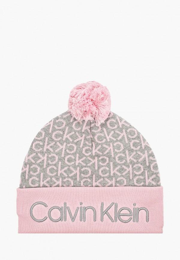 Шапка Calvin Klein Calvin Klein CA105CWGMHV9 шапка мужская calvin klein