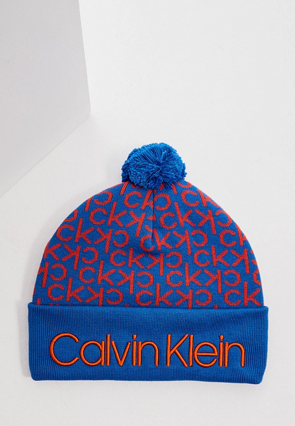 купить Шапка Calvin Klein Calvin Klein CA105CWGMHW0 по цене 3900 рублей