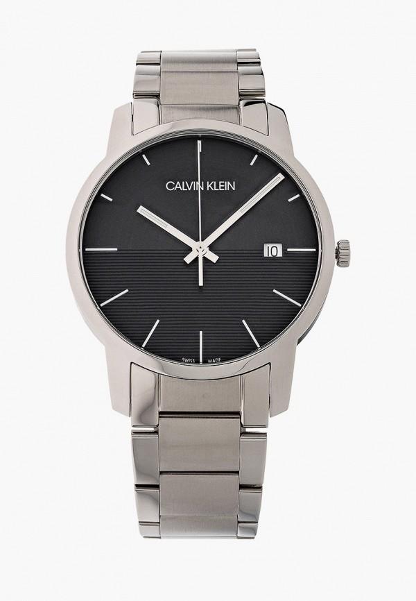 мужские часы calvin klein, черные