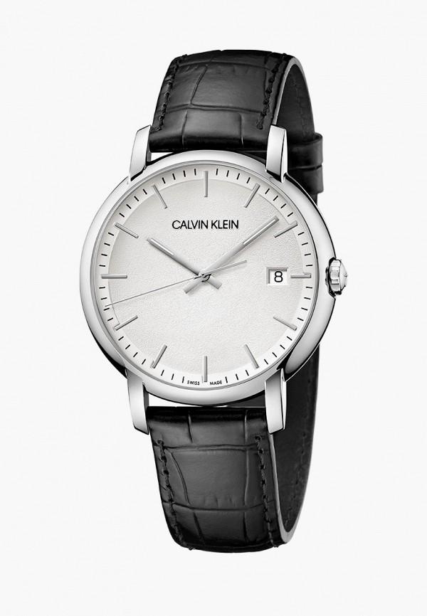 мужские часы calvin klein, белые