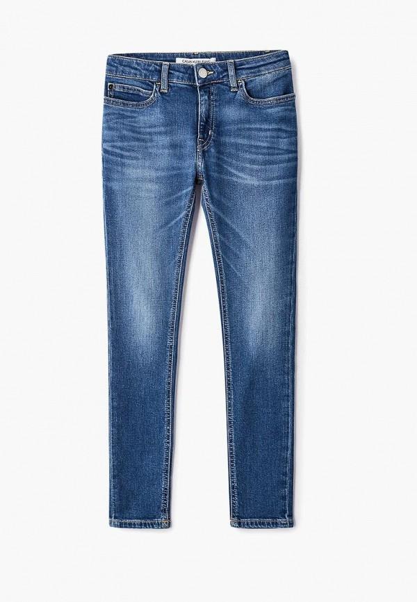 Джинсы Calvin Klein Calvin Klein CA105EGEAYW9 calvin klein синие джинсы с потертостями