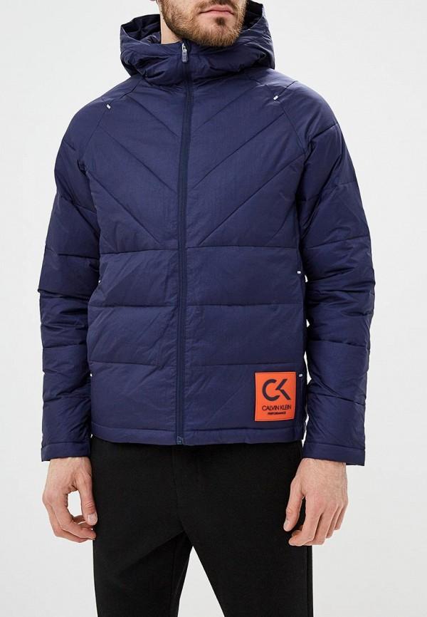 Куртка утепленная Calvin Klein Performance Calvin Klein Performance CA105EMCOJK1 толстовка calvin klein performance calvin klein performance ca105emcojl4