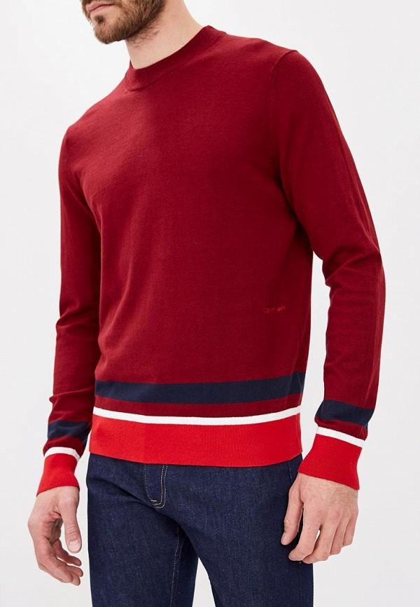 Купить Джемпер Calvin Klein, ca105emcojt7, бордовый, Осень-зима 2018/2019