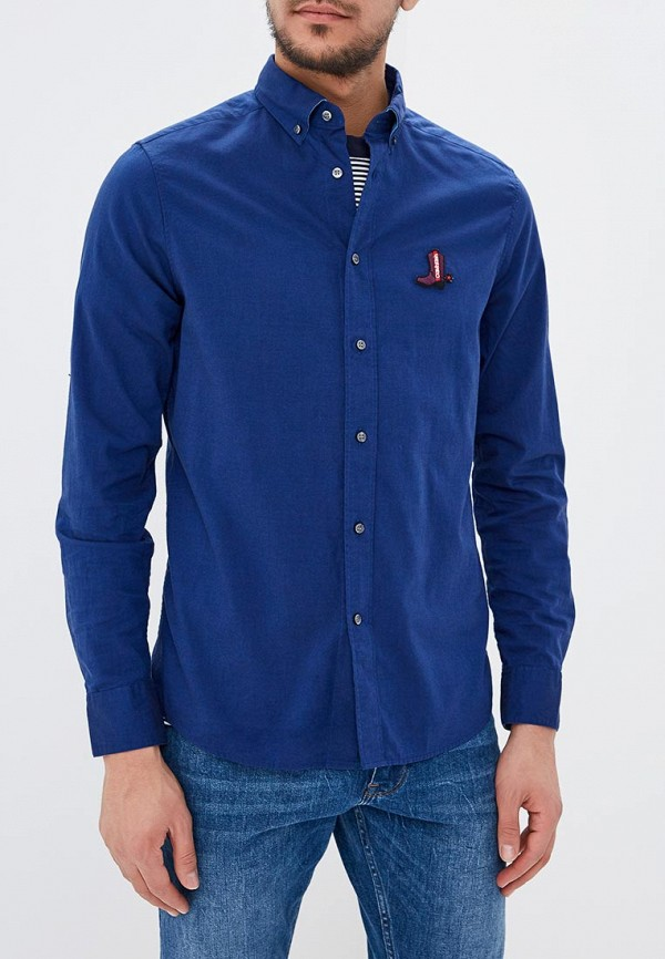 Рубашка Calvin Klein Calvin Klein CA105EMDOXV2 все цены