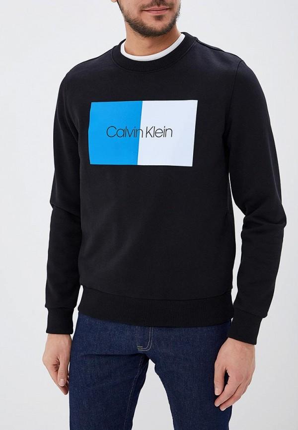 лучшая цена Свитшот Calvin Klein Calvin Klein CA105EMDOXW2