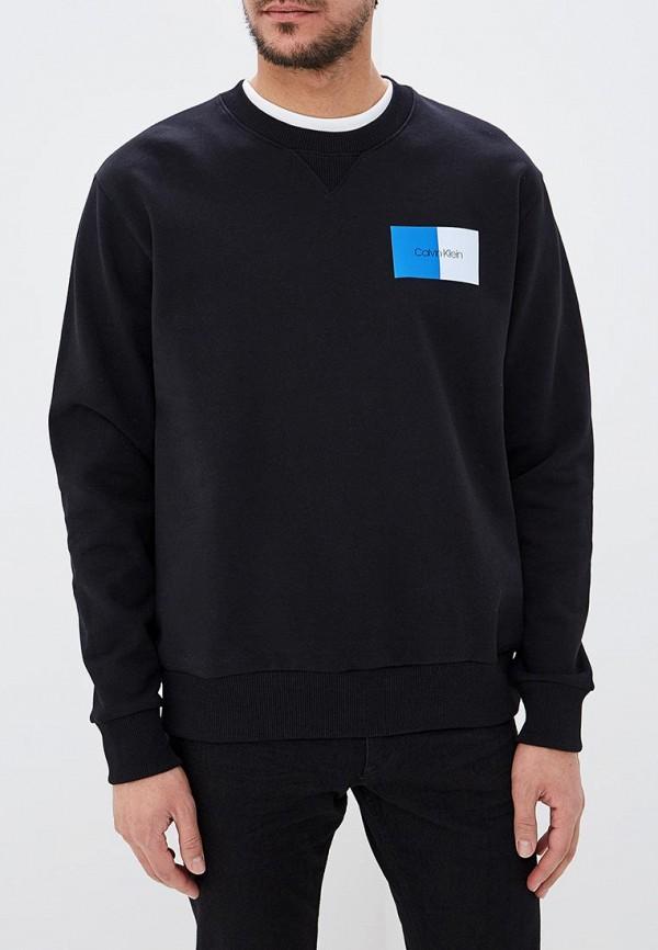 Свитшот Calvin Klein Calvin Klein CA105EMDOXW4 calvin klein modern cotton длинные кальсоны черный с логотипом