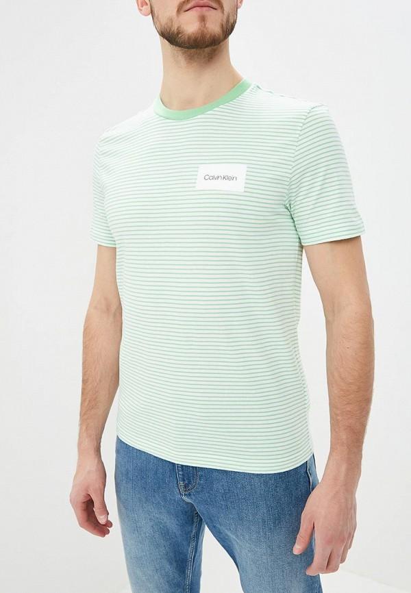 Футболка Calvin Klein Calvin Klein CA105EMEGEA0 футболка calvin klein calvin klein ca105emdoxz1