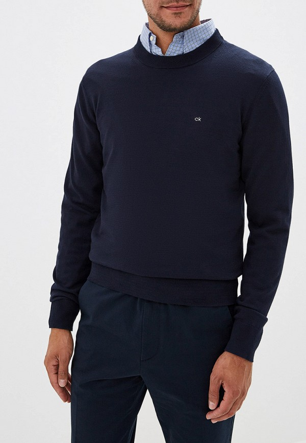 Джемпер Calvin Klein Calvin Klein CA105EMFGSK9 полуботинки calvin klein 5242 cambell black 15